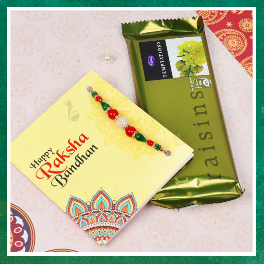 Happiness inclusive Rakhi Gifts