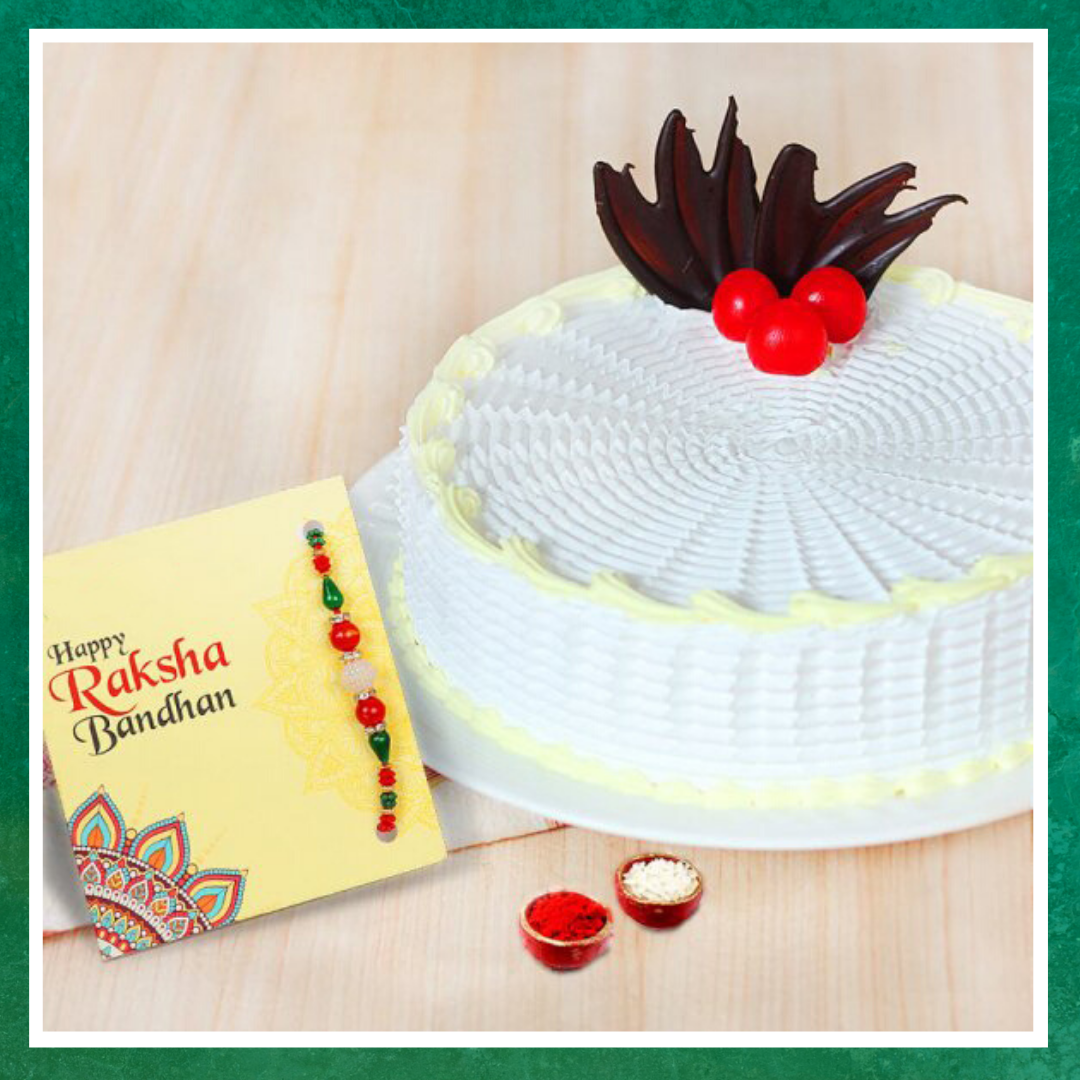 Vanilla Delights for Rakhi